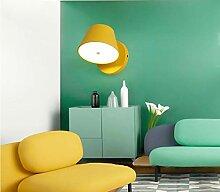 Moderne minimalistische Wandlampe, 6 W, kreativ,