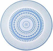 Moderne Minimalistischen Stil Runde Teppich für