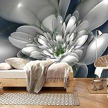 Moderne Mode Kreative Abstrakte Transparente Blume