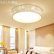 Moderne Moderne LED Deckenleuchte Wohnzimmer