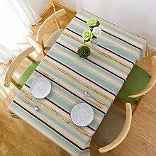 Moderne Nordic Stil Tischdecke Griffige Baumwolle