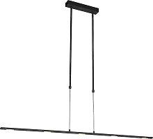 Moderne Pendelleuchte schwarz inkl. LED - Bold