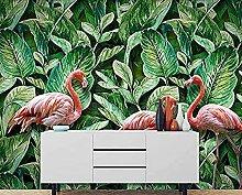 Moderne Persönlichkeit Pflanze Flamingo Wallpaper