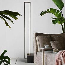 Moderne rechteckige Design LED Stehleuchte Minimal