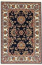 Moderne Rot Teppich groß mittel klein Läufer Teppich Teppich Persisch Susan Design Traditionelle modernes Design erhältlich für Lieferung am nächsten Tag, Polypropylen, blau, 170X120 CM 5.6X3.9 FT