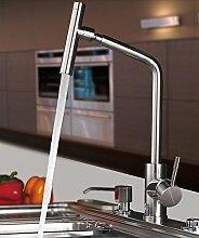 Moderne schwenkbaren wasserhahn Küchenarmatur