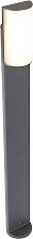 Moderne Stehleuchte dunkelgrau 70cm inkl. LED -