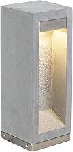 Moderne Stehleuchte grau 40 cm - Sneezy
