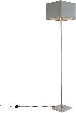 Moderne Stehleuchte grau - VT 1