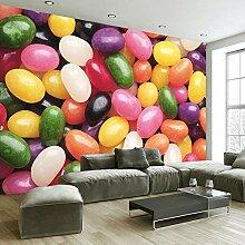 Moderne Tapete Für Wohnzimmer Stein Tv