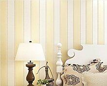 Moderne Tapete vertikalen Streifen Glitzer-Wandbild Wand, Rolle für Wohnzimmer Schlafzimmer Wanddekoration mediterraner Stil vertikalen Streifen Vliestapete beige