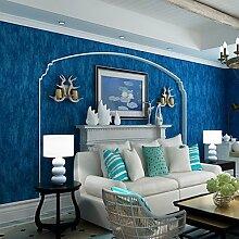 Moderne Tapeten Art déco Retro meliert Schattierung Tapete Wand Vlies Wall Ar