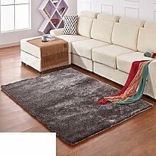 Moderne Teppiche solide Verschlüsselung/ Haushalt Tür Decke-F 140x200cm(55x79inch)