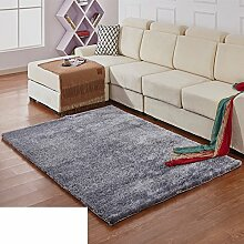 Moderne Teppiche solide Verschlüsselung/ Haushalt Tür Decke-C 140x200cm(55x79inch)