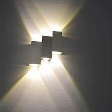 Moderne unbedenkliche LED-Wandlampe Wohnzimmer