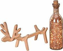 Moderne und Minimalistische idyllische Holz-