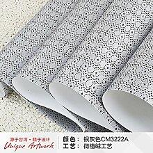 Moderne und Minimalistische Vlies Tapete senkrechte Streifen Tapete Schlafzimmer Wohnzimmer Wand Papier,Silberner Hintergrund