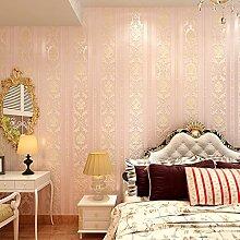 Moderne Vliestapeten, einfache Schlafzimmer