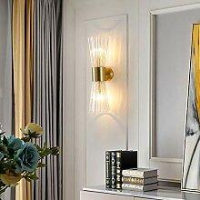 Moderne Wandlampe Wandleuchte Aus Kristall, Luxus