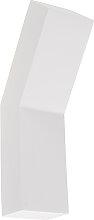 Moderne Wandlampe weiß - Gypsy Rampa