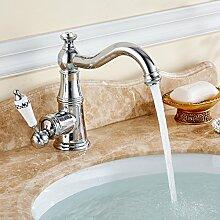 Moderne Wasserfall Chrom Waschbecken Mischbatterie Waschbecken Wasserhahn Mischbatterien Bad Waschbecken Waschbecken