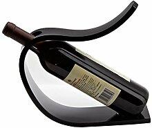 Moderne Weinhalter Countertop Acryl Weinregal,