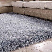 Moderne Wohnzimmer Studie Couchtisch Nachtschlafzimmerteppich Teppich Teppich lange Strecke Garn superdichten 9 * 140 * 200cm