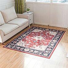 modernen europäischen Stil Teppiche–memorecool Haustierhaus Schlafzimmer Nachttisch Wohnzimmer Sofa Tee Tisch Teppiche anti-slipping Design 50,8x 78,7cm, Polyester, Pattern3, 24x35inch