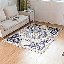 modernen europäischen Stil Teppiche–memorecool Haustierhaus Schlafzimmer Nachttisch Wohnzimmer Sofa Tee Tisch Teppiche anti-slipping Design 50,8x 78,7cm, Polyester, Pattern2, 20x31inch