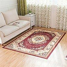 modernen europäischen Stil Teppiche–memorecool Haustierhaus Schlafzimmer Nachttisch Wohnzimmer Sofa Tee Tisch Teppiche anti-slipping Design 50,8x 78,7cm, Polyester, Pattern7, 20x31inch