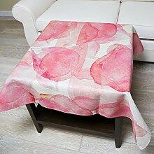 Modernen koreanischen Tischdecke/Baumwolle-Leinen Tischdecke/ frischen westlichen Tischdecke/Abdeckung Tuch/Tischdecke decke-A 140x100cm(55x39inch)