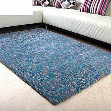 Modernen minimalistischen Wohnzimmerteppich/super weich/Mikrofaser Schlafzimmer Teppich-H 70x160cm(28x63inch)