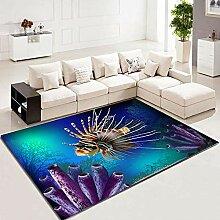 Moderner 3DArea Teppiche Wohnzimmer-Teppich