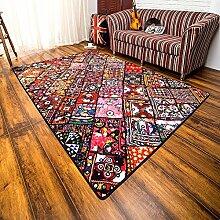 Moderner Couchtisch Sofa/Wohnzimmer Schlafzimmer Teppich-A 140x200cm(55x79inch)