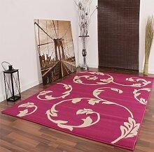 Moderner Designer Kurzflor Teppich versch. Farben u. Grössen, Grösse:160x220 cm;Design:Design 14