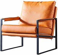 Moderner Designer-Sessel Einzelsofa-Lesesessel