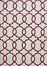 Moderner Designer Teppich ARIZONA 060x115 Ro