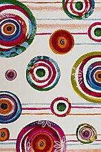 Moderner Designer Teppich BELIS Multi 60 x120cm