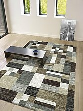 Moderner Designer Teppich Berber aus hochwertiger