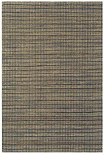 MODERNER Designer Teppich Rhone, Indigo blau, 120