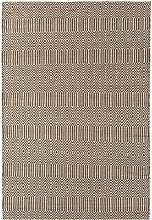 Moderner Designer Teppich Scolt Rug 66x200cm Brown