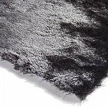 Moderner Designer Teppich Shaggy Hochflor Walney