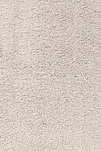 MODERNER Designer Teppich Shaggy Life 1500 RUND,