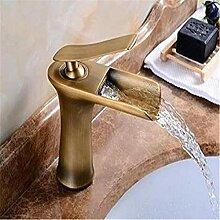 Moderner Einhandgriff Mischer Becken Wasserhahn