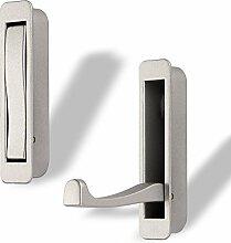 Moderner Klapphaken Garderobenhaken klappbar Zilly