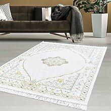 Moderner LUXUS Teppich Orientteppich Sara mit