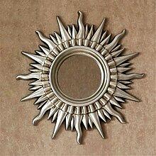 Moderner Luxus Wohnzimmer Sun den Spiegel