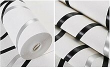 Moderner minimalistischer 3D-Wandaufkleber,