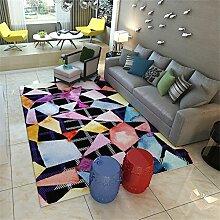 Moderner minimalistischer Art-Bereichs-Wolldecke