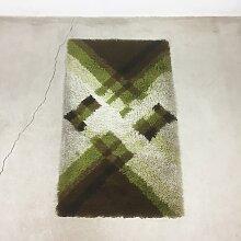 Moderner Niederländischer Rya Teppich von Desso,